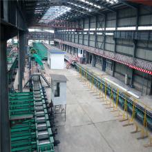 Barra de ángulo de acero galvanizado de tamaño estándar