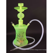 2016 Colorful New Design Art Hookah Shisha Glass Hookah