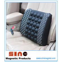 Coussin de taille de massage électrique magnétique de voiture