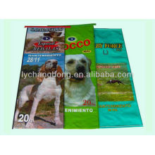 Dog Food Bag BOPP Film Laminated Dog Food Bag
