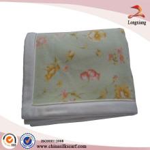 Großhandel bedruckt Baumwolle Bulk kaufen Decken, China Factory Decken, gewichtete Decken