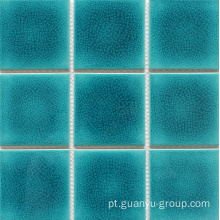 Porcelana Glazed Split Swimming Pool Series Mosaic Tile