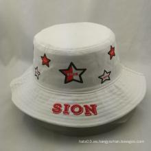 Sombreros y gorras de la tapa de la estrella de la aduana de la moda