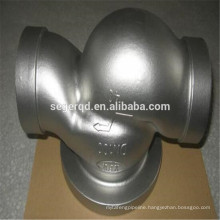 Customized high quality precision investment casting manufacturer