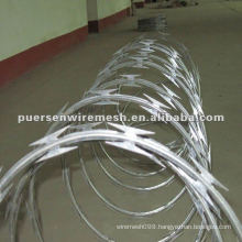 Razor Barbed Wire Manufacturing
