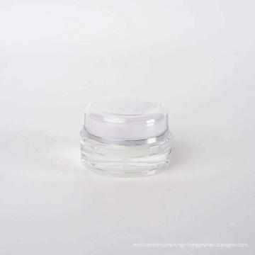 15g Cylinder Acrylic Cream Jar (EF-J04015)