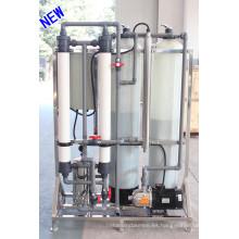 Filtro de agua del suavizador de agua en la lavadora de agua para automóviles