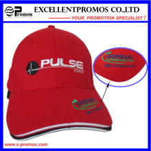 Promocionais logotipo impresso algodão boné de beisebol (EP-C411130)