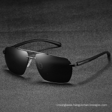 2018 Hot-Selling Polarized Private Label Men Sunglasses