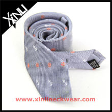 Anchor Rudder Custom Silk Woven Beautiful Ties