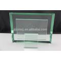 Top vente belle qualité cristal en verre photo cadre photo