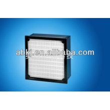 Heat insulation hepa filter H14