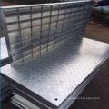 Composé de caillebotis en acier pour des utilisations lourdes