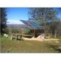 Pole Boden montieren Solaranlagen