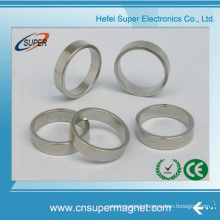 Industrial Magnetic Material Super Neodymium Ring Magnet