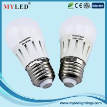 2015 Nouveau design à haut niveau Ampoule éclairante en aluminium