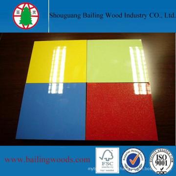 Good Quality High Gloss UV MDF Board for Decoration