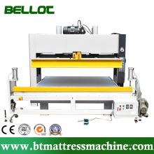 Halbautomatische Matratze Kompressor und Pressmaschine