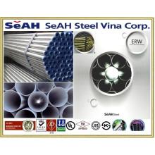 """1 """"-8"""" Tubo de acero galvanizado a API, ASTM, ASME y varias normas exportadas al mercado de Tailandia"""
