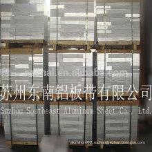 Hoja de aluminio de 0.5mm grado 3000
