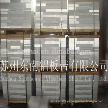 Folha de alumínio 0,5 mm folha 3000
