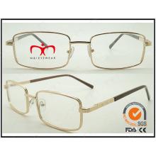 Nuevo marco óptico vendedor caliente del metal del capítulo de Eyewear (WFM501011)
