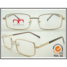 New Fashion Hot Selling Lunettes Frame Metal Optical Frame (WFM501011)