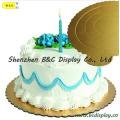 Подгонянные размер и форма торта колодки, доски торта, высокое качество всегда на высоте подноса торта с SGS (B и C-K062)