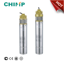 chimp deep well vortex single phase multstage brass impeller pumpelectric submersible pump