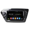Car audio for KIA K2/RIO 2011-2012