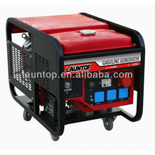 10kw three phase air cooled petrol generator