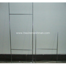 Galvanised Steel Wire Step Stakes