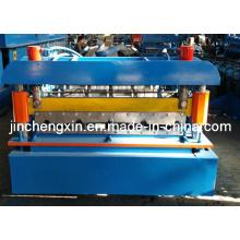 Stahlblech-Wellmaschine