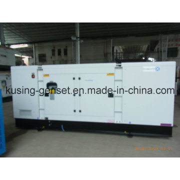 Diesel Super Silent Generator Series (PK31200 120KW/150kVA)