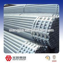 Fabricante de tubo cuadrado galvanizado ASTM 40x40 a África