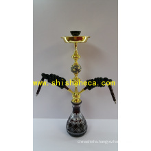 Top Quality Wholesale Iron Nargile Smoking Pipe Shisha Hookah