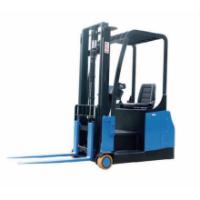 Excellent quality for 3 Wheels Electric Forklift 0.8T 3Wheel Electric Forklift Truck supply to South Korea Suppliers
