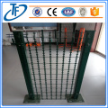 High security fence panels