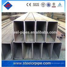 100 * 100 quadratische Rohre nahtlose Stahlrohr
