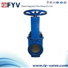 Cast Iron Knife Gate Valve