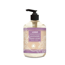 Natural Olive Oil Moisturizing Anti-Bacterial Hand Wash Liquid Soap
