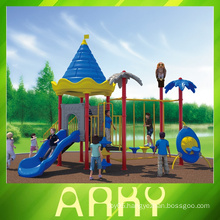 outdoor rich childhood happy playground