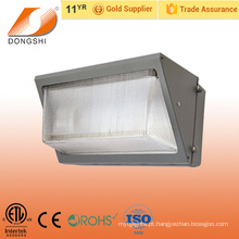 Best quality ETL listed 60W waterproof led wall pack light