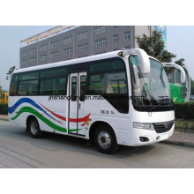 6.6 Meters Length 25 Seats Passenger Bus