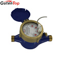 LB Guten top brass DN20 Water Treatment Contact Water Meter