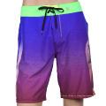 Marca de calidad Sublimación Surf Shorts Fabricante 4 Way Stretch Custom Board Shorts