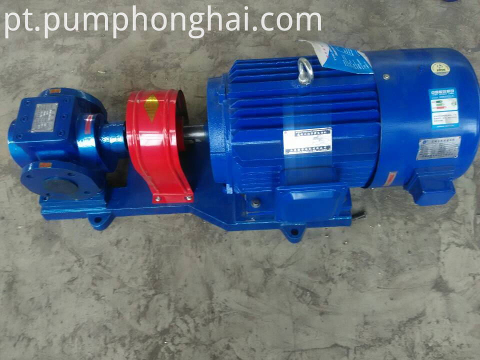 Lubricating Oil Transfer Pump