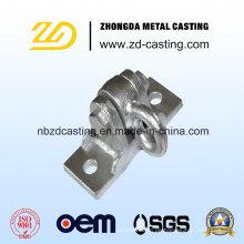 Soem-Zinn-Casting-Präzisions-Eisen-Casting-Metallklammern