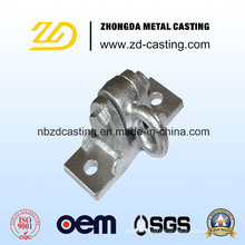 OEM Pewter Casting Precision Iron Casting Metal Brackets