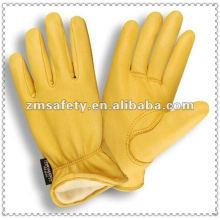 Gants de mécanicien par temps froid avec doublure thinsulateJRW08
